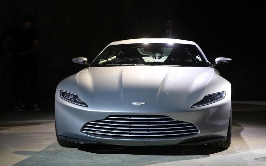 James Bond 007 Cars